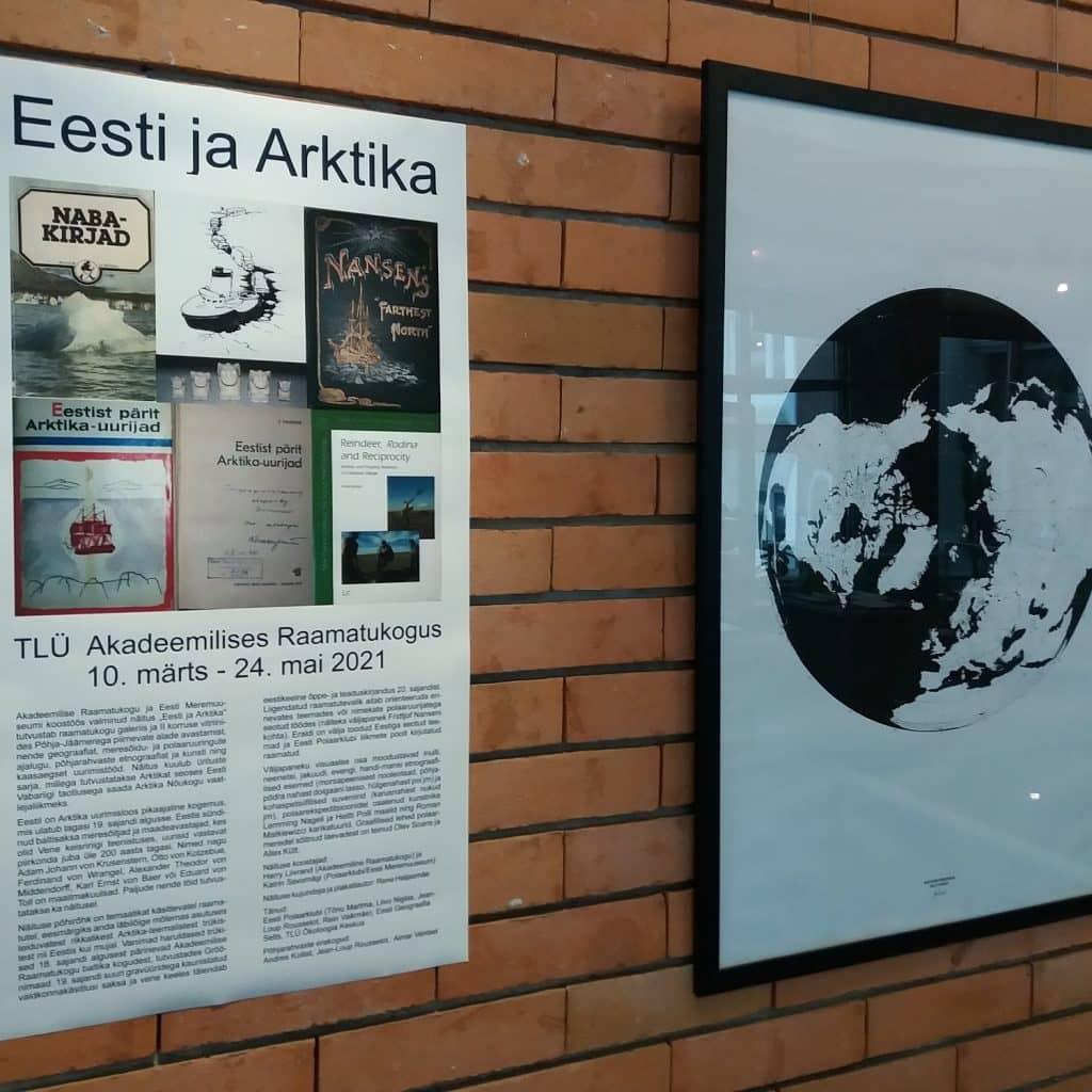 """Näitus """"Eesti ja Arktika"""""""